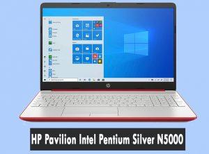 HP Pavilion Silver N5000